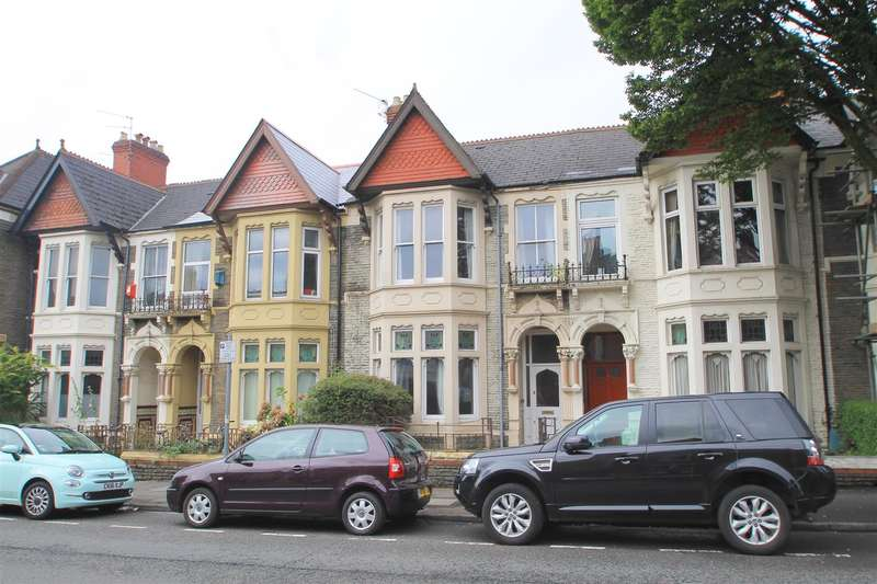 4 Bedrooms Property for sale in Shirley Road, Roath, Cardiff