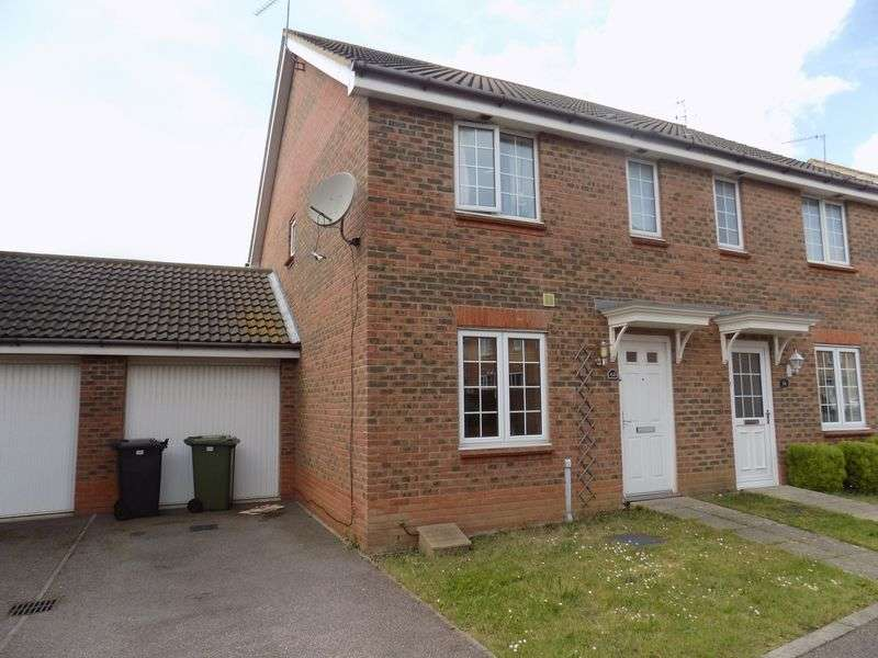 3 Bedrooms Semi Detached House for sale in Salk Road, Gorleston, Great Yarmouth