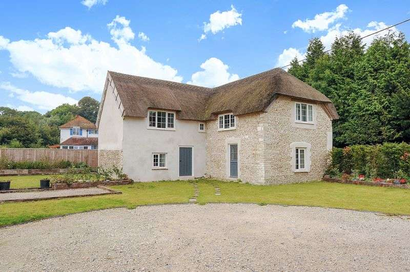 5 Bedrooms Detached House for sale in Grimstone, Dorchester, DT2