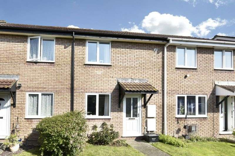 2 Bedrooms Terraced House for sale in Speedwell Close, Trowbridge