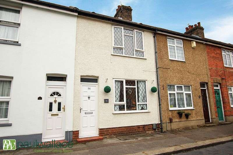 2 Bedrooms Terraced House for sale in Dewhurst Road, West Cheshunt