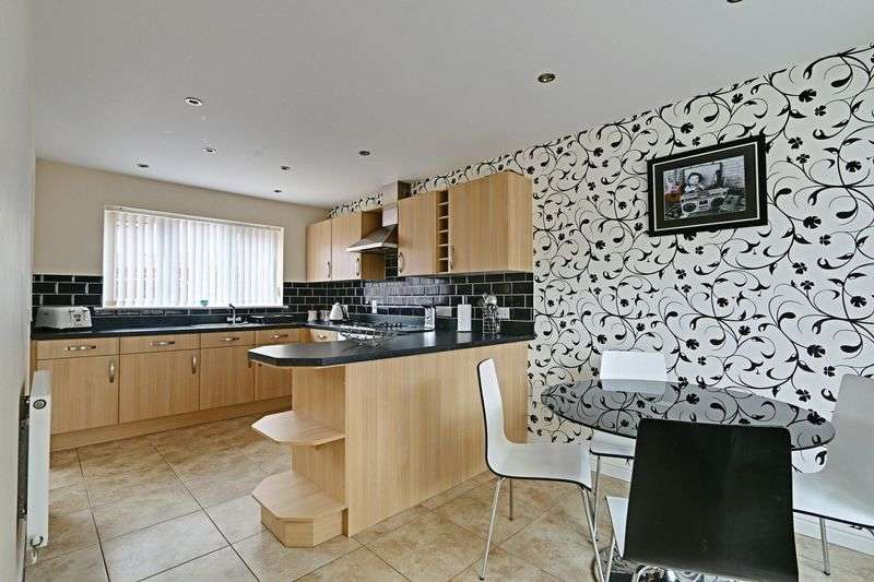 3 Bedrooms Detached House for sale in Loseley Park, Kingswood
