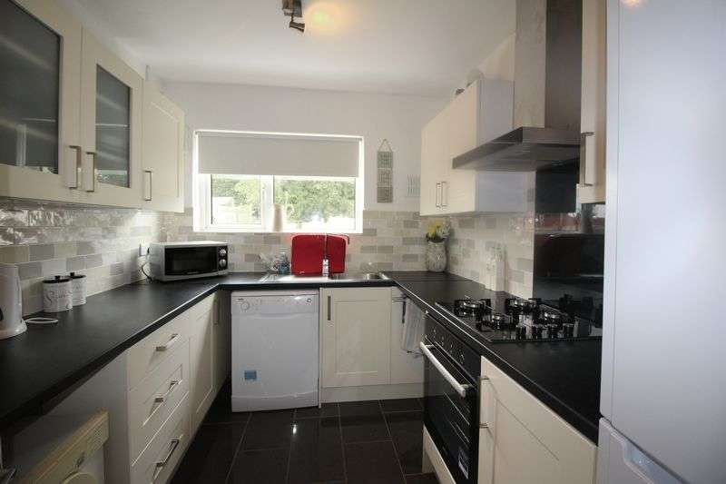 1 Bedroom Flat for sale in Beech Close, Cwmbran