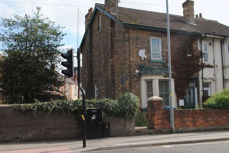 4 Bedrooms House for sale in Spital Terrace, Gainsborough