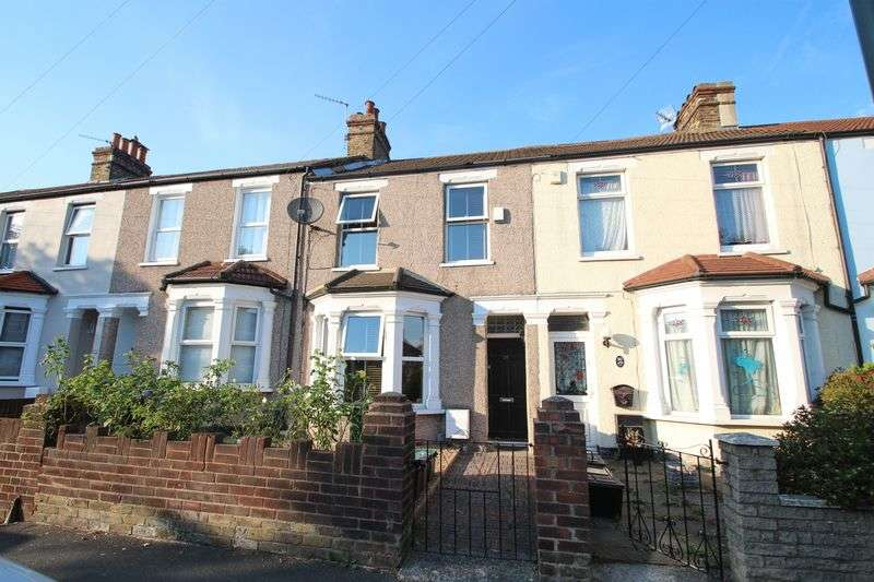 2 Bedrooms Terraced House for sale in Elsa Road, Welling
