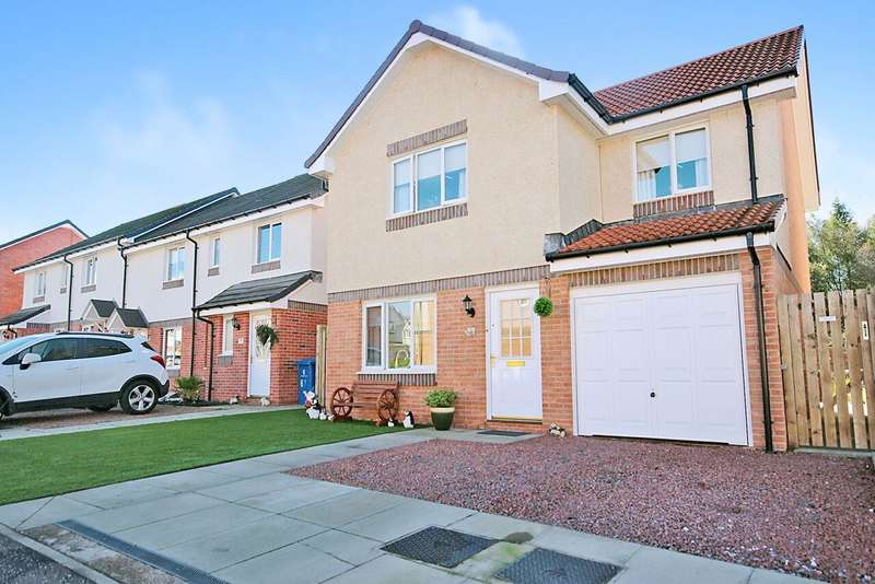 4 Bedrooms Detached House for sale in Thomson Drive, Redding
