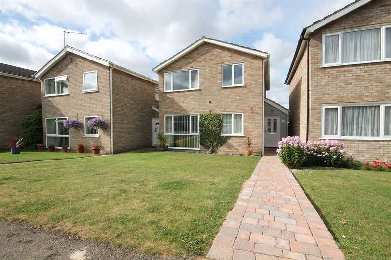 3 Bedrooms Detached House for sale in Aisthorpe, Capel St Mary
