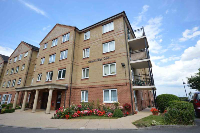 1 Bedroom Retirement Property for sale in Wharfside Close, Erith