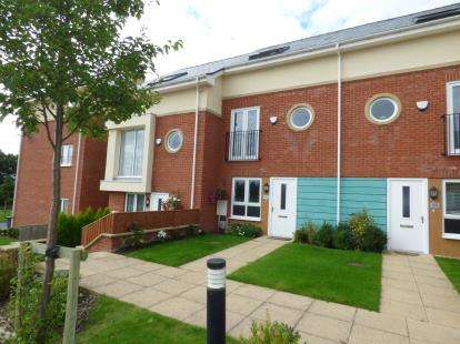 3 Bedrooms Terraced House for sale in Ashton Bank Way, Ashton, Preston, Lancashire, PR2