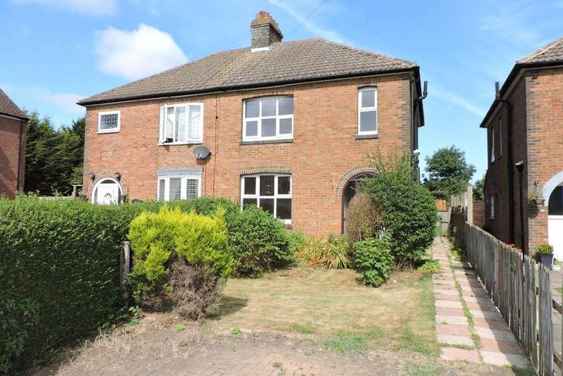 3 Bedrooms Semi Detached House for sale in Cannon Lane, Luton, Bedfordshire, LU2 8BJ
