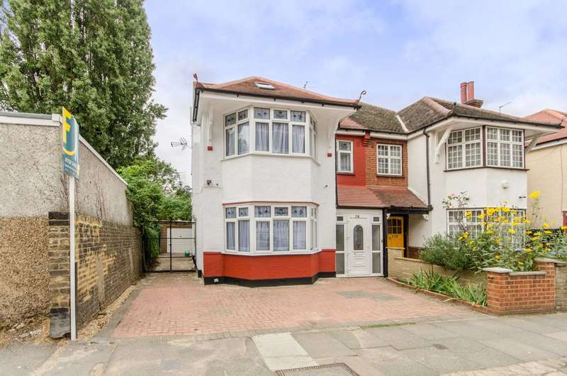 6 Bedrooms Semi Detached House for sale in Blairderry Road, Streatham Hill, SW2