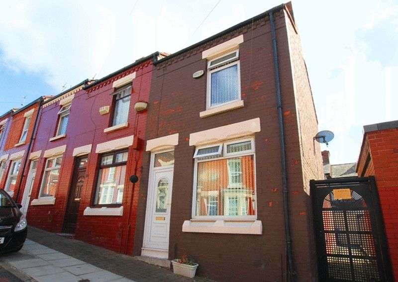 2 Bedrooms Terraced House for sale in Bowood Street, Dingle, Liverpool, L8