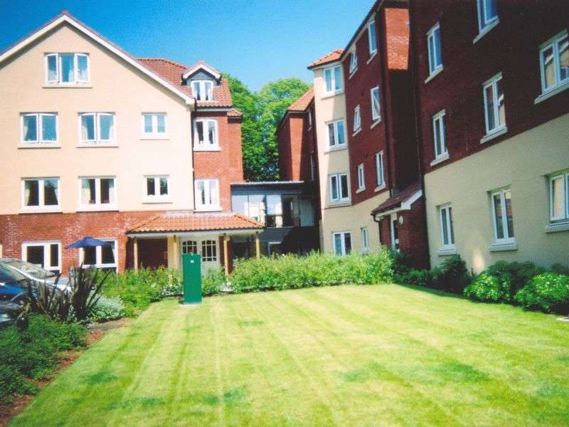 1 Bedroom Retirement Property for sale in Albany Court, Paignton, TQ3 2BB