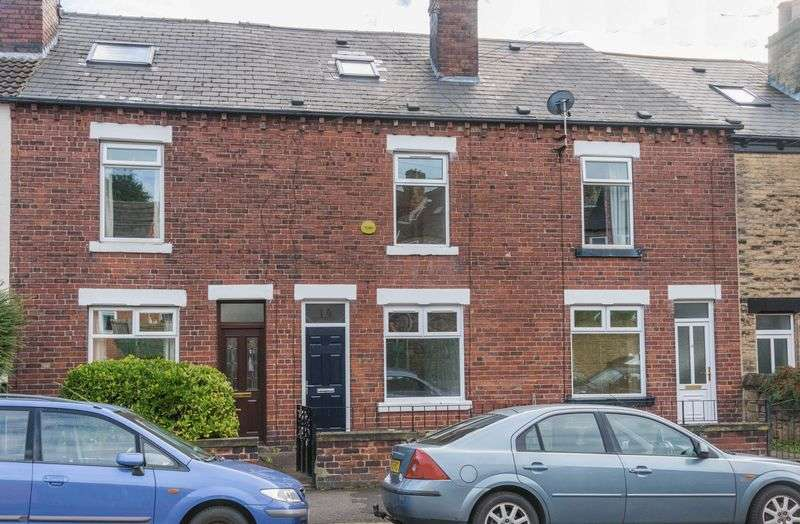 3 Bedrooms Terraced House for sale in Pickmere Road, Crookes - Recently Refurbished Throughout With No Chain