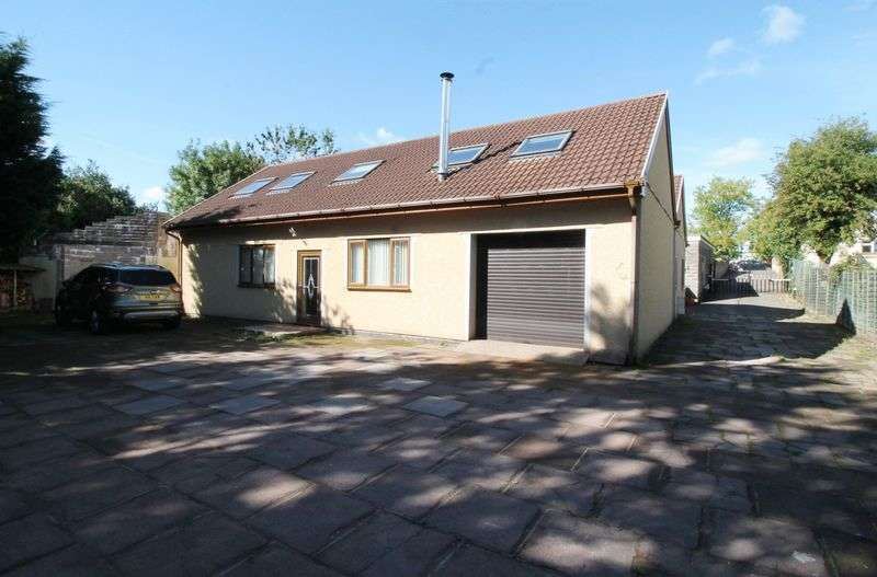 5 Bedrooms Detached Bungalow for sale in Bryn Celynog Bungalow, Penycoedcae Road, Beddau CF38 2AE