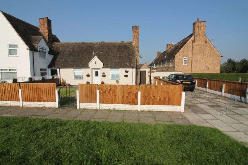 2 Bedrooms Detached House for sale in Walby Close, Woodchurch