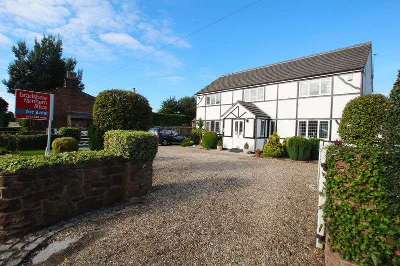 4 Bedrooms Detached House for sale in Thurstaston Road, Wirral