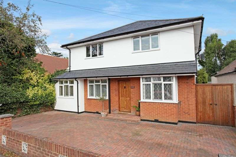 4 Bedrooms Detached House for sale in 4 Double Bedroom Detached in Egham