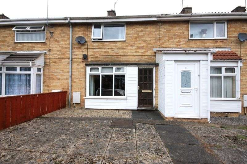 2 Bedrooms Terraced House for sale in Espin Walk, Newton Aycliffe