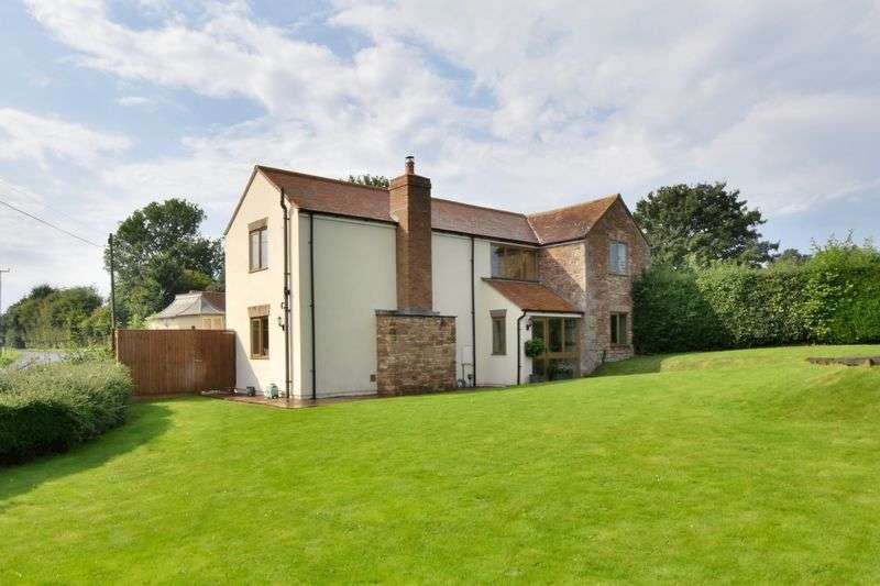 5 Bedrooms Detached House for sale in Upton Bishop, Ross-On-Wye, Herefordshire, HR9 7UD
