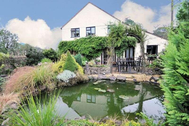 4 Bedrooms Detached House for sale in Grunters Lane, Gurney Slade