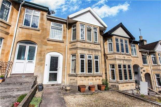 4 Bedrooms Terraced House for sale in Eastbourne Avenue, BATH, Somerset, BA1