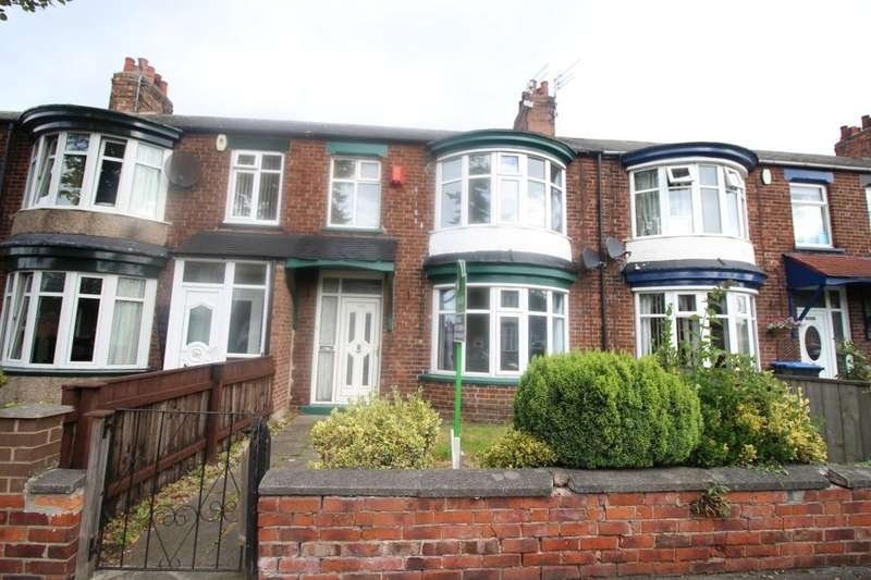 3 Bedrooms Property for sale in Oxford Road, Middlesbrough, TS5