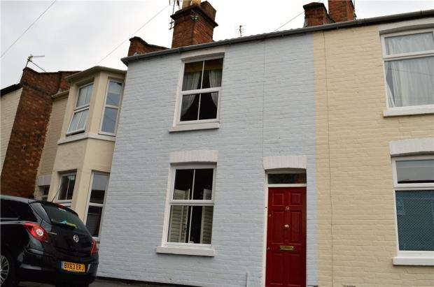 2 Bedrooms Terraced House for sale in Holly Street, Leamington Spa, Warwickshire