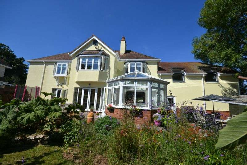 6 Bedrooms Detached House for sale in Sidford