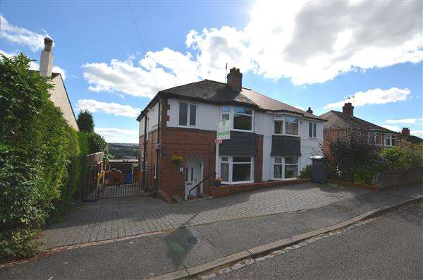 3 Bedrooms Semi Detached House for sale in Tudor Close, Penkhull, Stoke-On-Trent