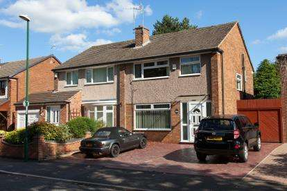 3 Bedrooms Semi Detached House for sale in The Downs, Nottingham, Nottinghamshire