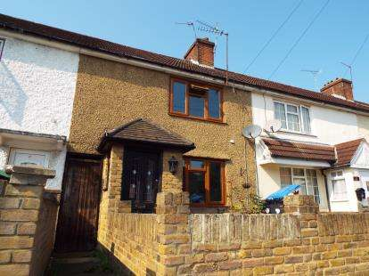 2 Bedrooms End Of Terrace House for sale in Redlands Road, Enfield, Middlesex, Enfield