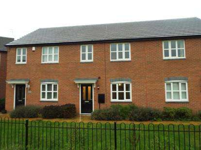 3 Bedrooms Terraced House for sale in Dragoon Road, Coventry, West Midlands