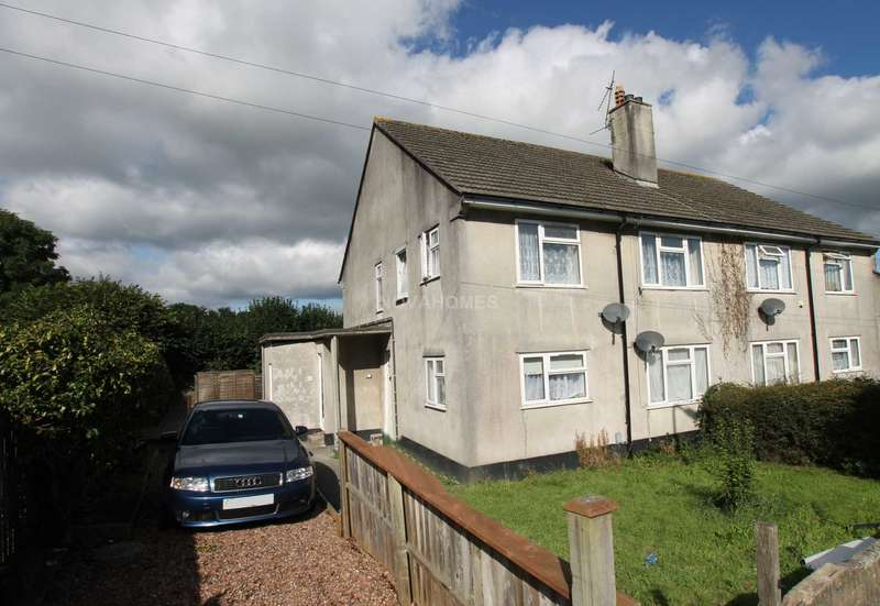 2 Bedrooms Flat for sale in St Stephens Road, Plympton, PL7 1PA