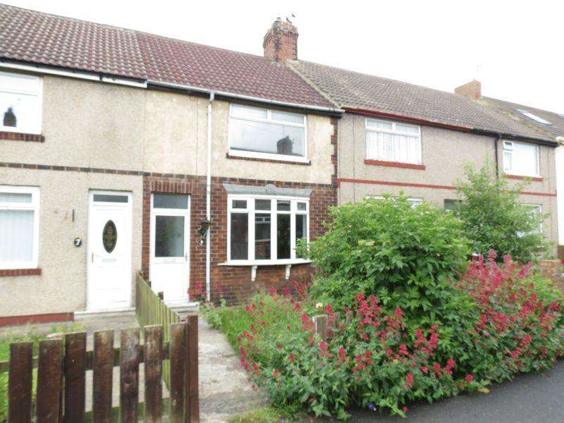 2 Bedrooms House for sale in Carvens Cottages, Station Town, TS28