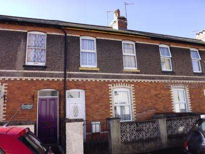 2 Bedrooms Terraced House for sale in Dawlish, Devon