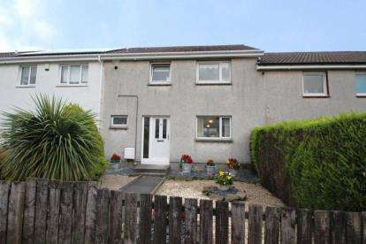3 Bedrooms Terraced House for sale in Rushbank, Livingston
