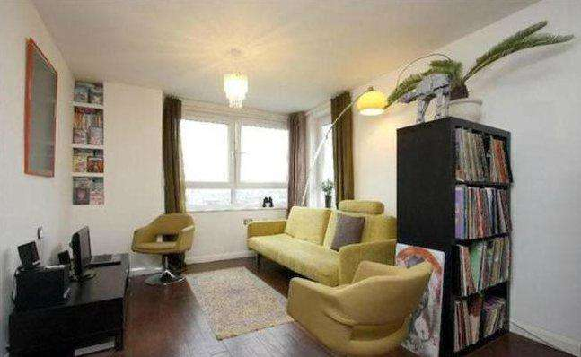 1 Bedroom Flat for sale in Arden Estate, London N1