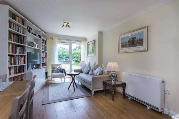 1 Bedroom Flat for sale in Maltings Place, London, SW6