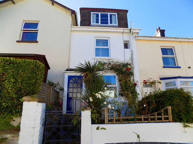3 Bedrooms Terraced House for sale in Cavern Road, Torquay