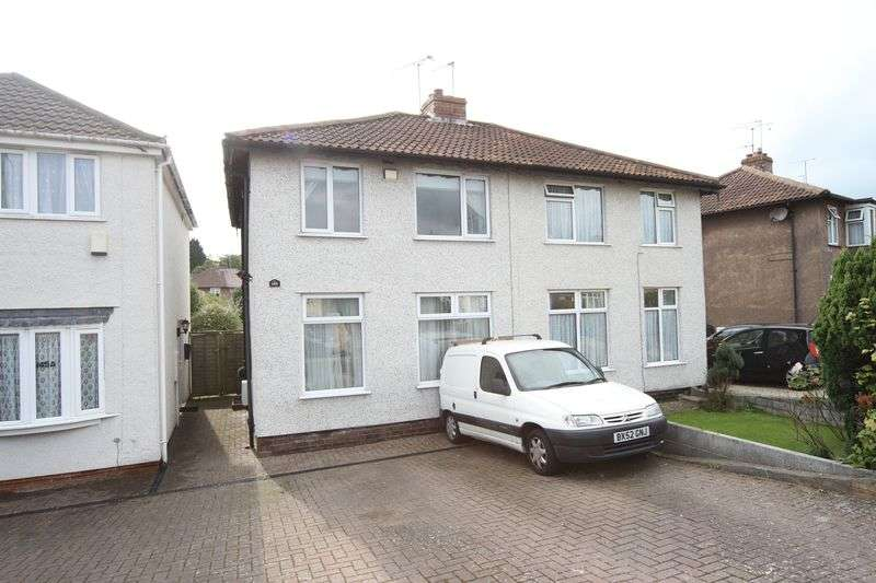 2 Bedrooms Semi Detached House for sale in Northcote Road, Bristol