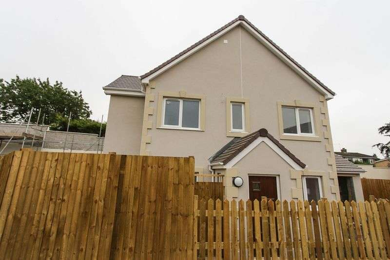 4 Bedrooms Detached House for sale in Clarence Grove, Claverham