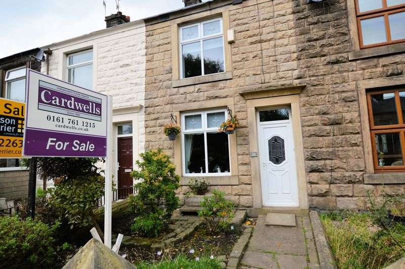 2 Bedrooms Cottage House for sale in Bolton Road West, Bury
