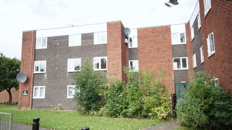 3 Bedrooms Flat for sale in ROTHLEY CLOSE Gosforth