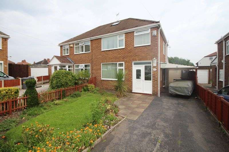 3 Bedrooms Semi Detached House for sale in Richmond Close, Wirral