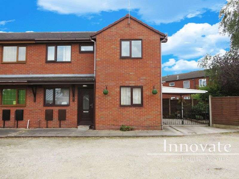 2 Bedrooms Semi Detached House for sale in Halesowen Street, Rowley Regis