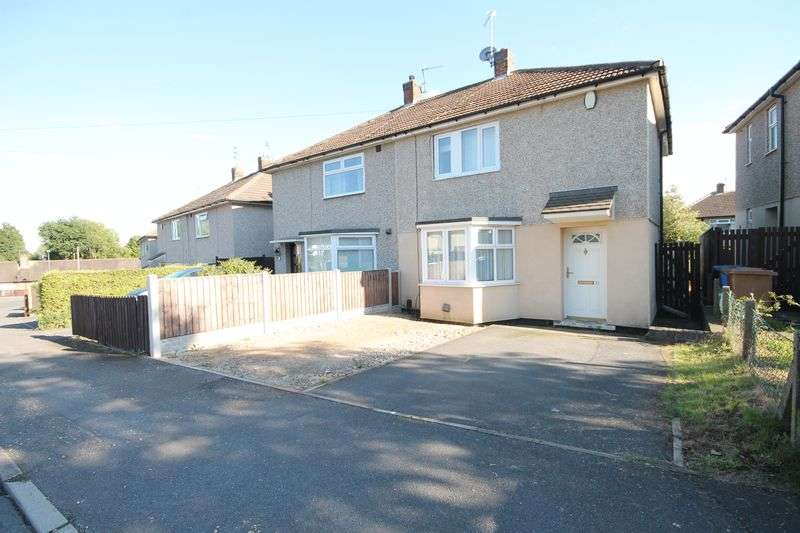 2 Bedrooms Semi Detached House for sale in DULWICH ROAD, MACKWORTH