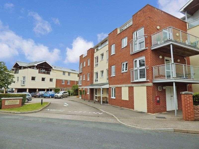 1 Bedroom Retirement Property for sale in Cypress Court, Paignton, TQ4 5DU