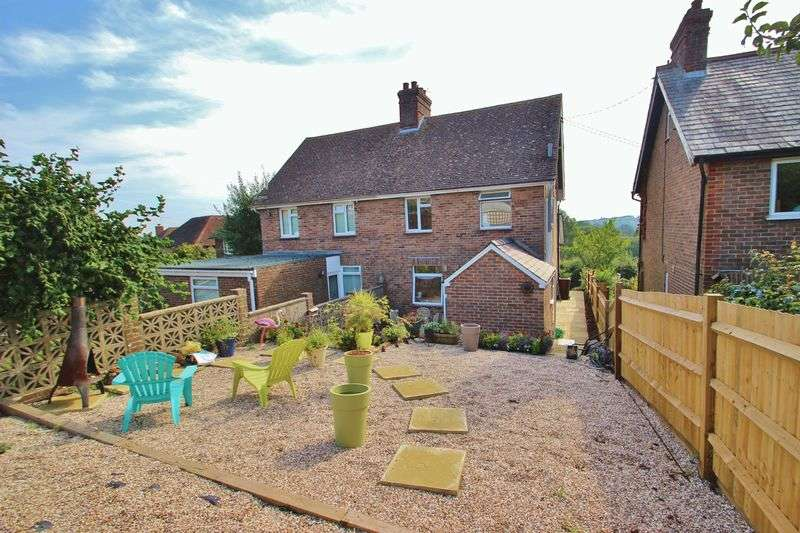 3 Bedrooms Semi Detached House for sale in Station Road, Rotherfield