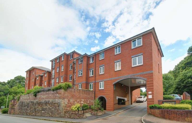 1 Bedroom Flat for sale in St. Davids Hill, Exeter